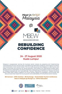 Meet in Malaysia @ Malaysia Business Events Week (MBEW)